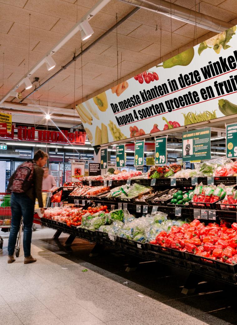 Ga voor kleur Lab - Supermarkt