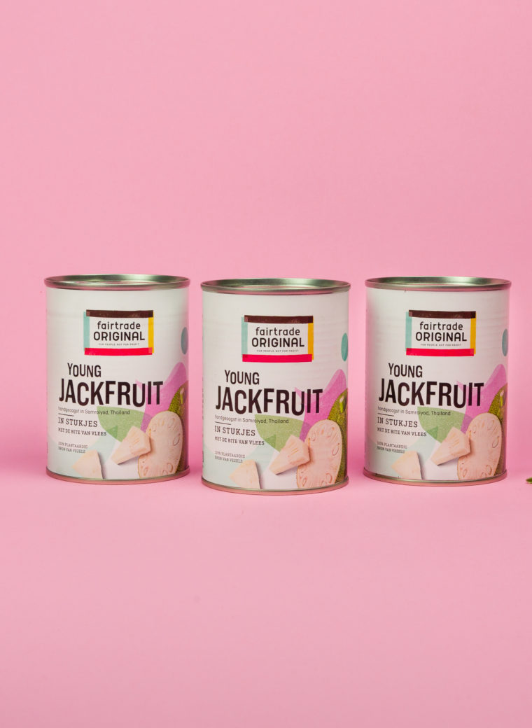 Jackfruit Fairtrade Original