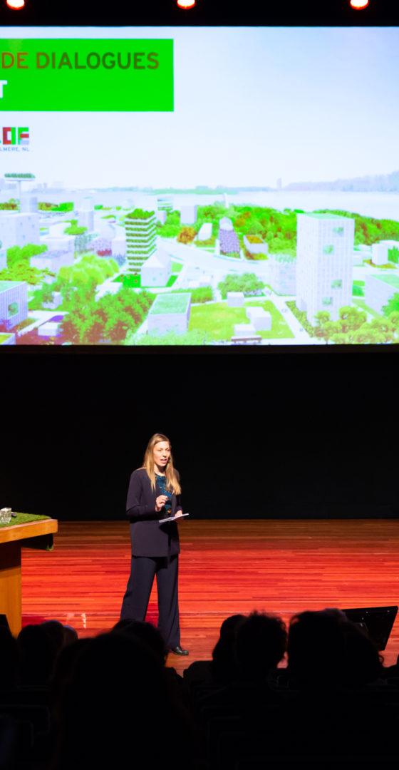 Floriade Dialogues Summit 2019 Photo: Nichon Glerum