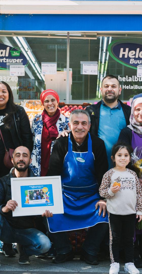 Publieksverkiezing Gezond Oost 2019 - Food Cabinet