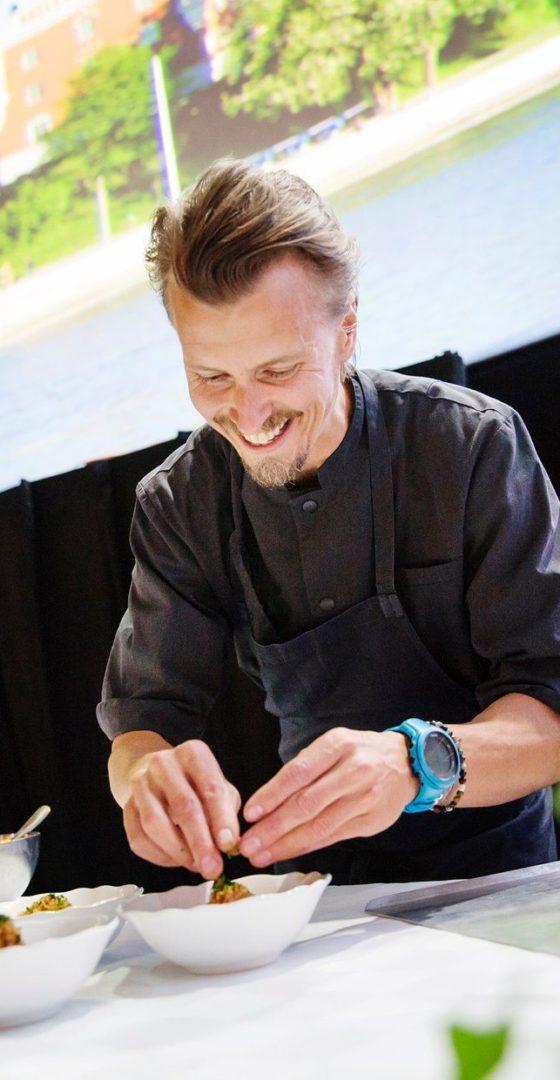 Chef @ EAT Stockholm Food Forum
