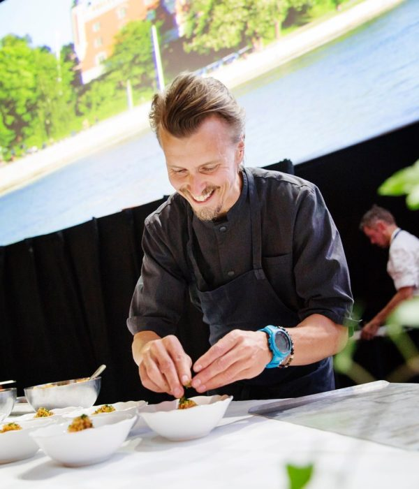 Chef @ EAT Stockholm Food Forum