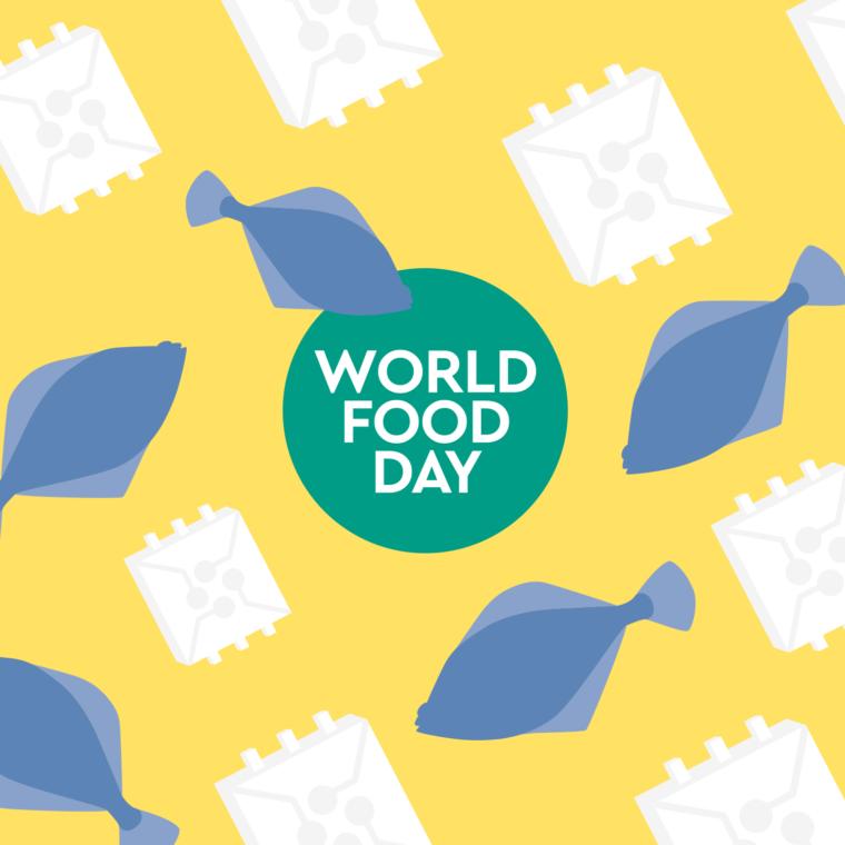 World Food Day 2019, wereldvoedseldag in het Scheepvaartmuseum