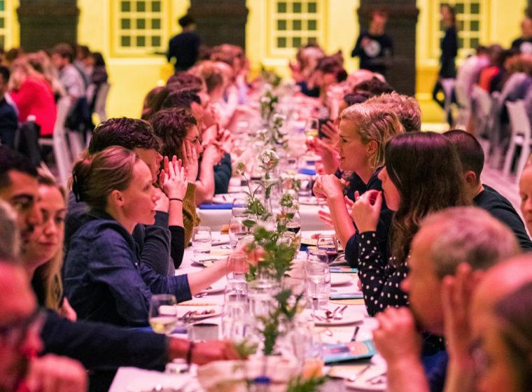 World Food Day Samen aan tafel tegen honger