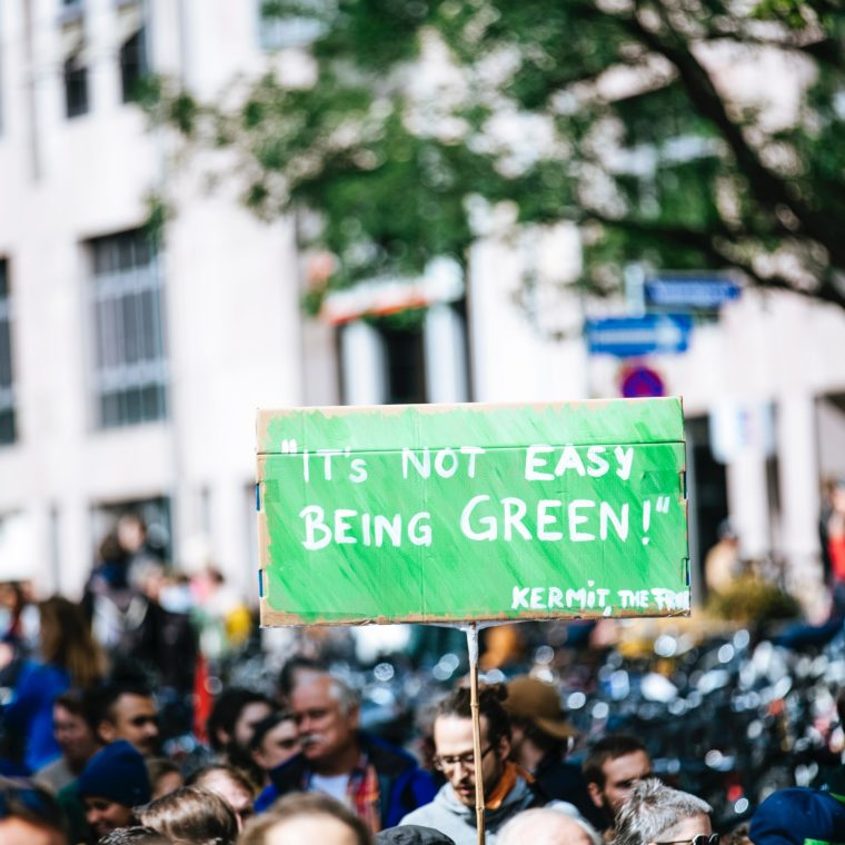 Photo: Markus Spitske, Climate March